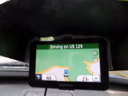 Dragon on GPS