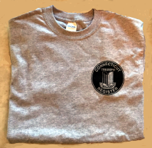 Grey CTR Emblem Tee