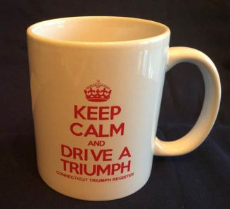 Keep Calm Tea mug