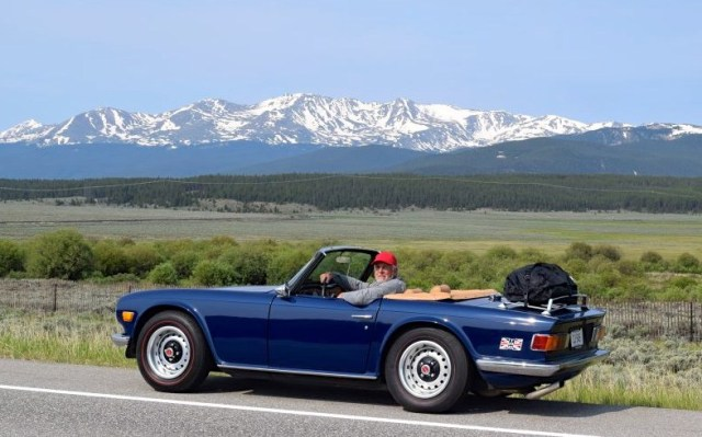 CTR Marks Blue TR6