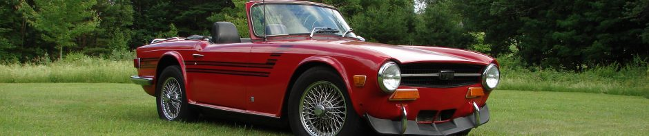 Carsparts For Sale Ctriumph