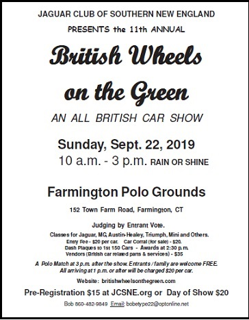 Brit Wheels on Green 2019