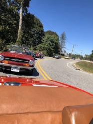 CTR 2020 run - 2 Follow that car!